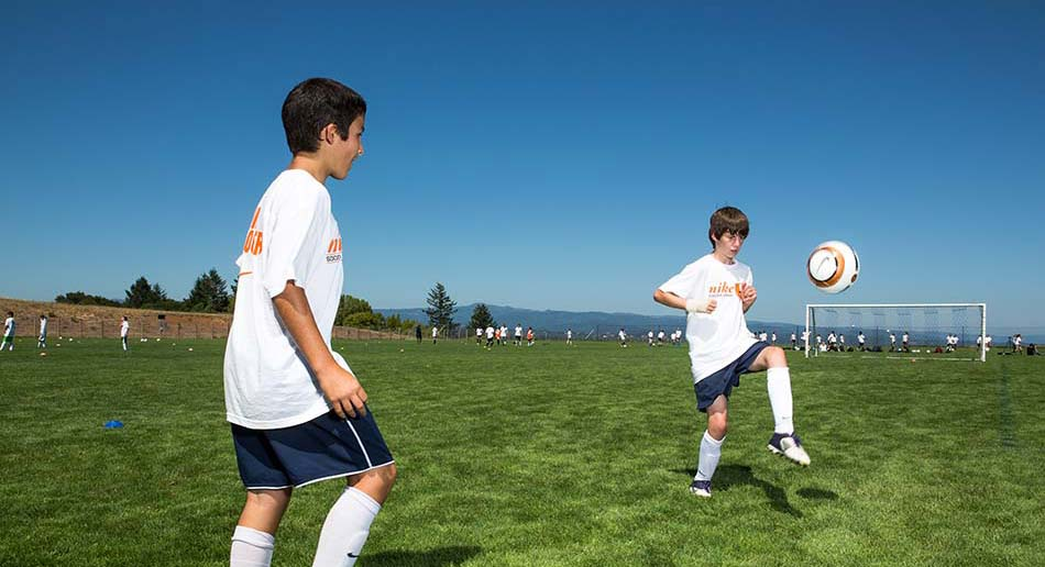 Top 10 Soccer Camps in California