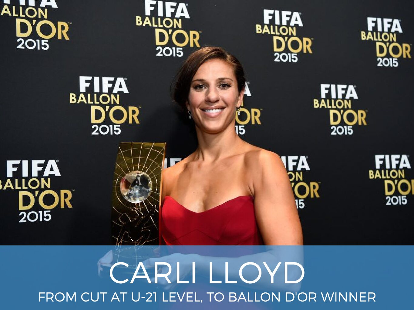 Carli Lloyd: Her 12-Year Plan To Become The World's Best