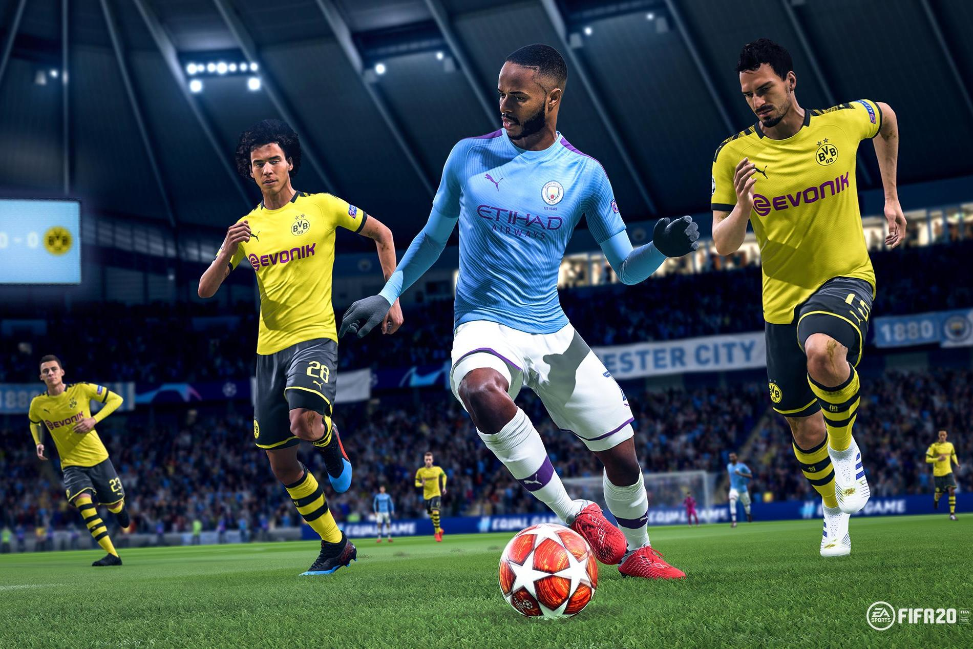 Why Playing FIFA Will Kill Your Football Career